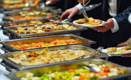 corporate catering service in delhi ncr